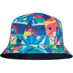 Buff Bucket Hat Kids Spiros Multi